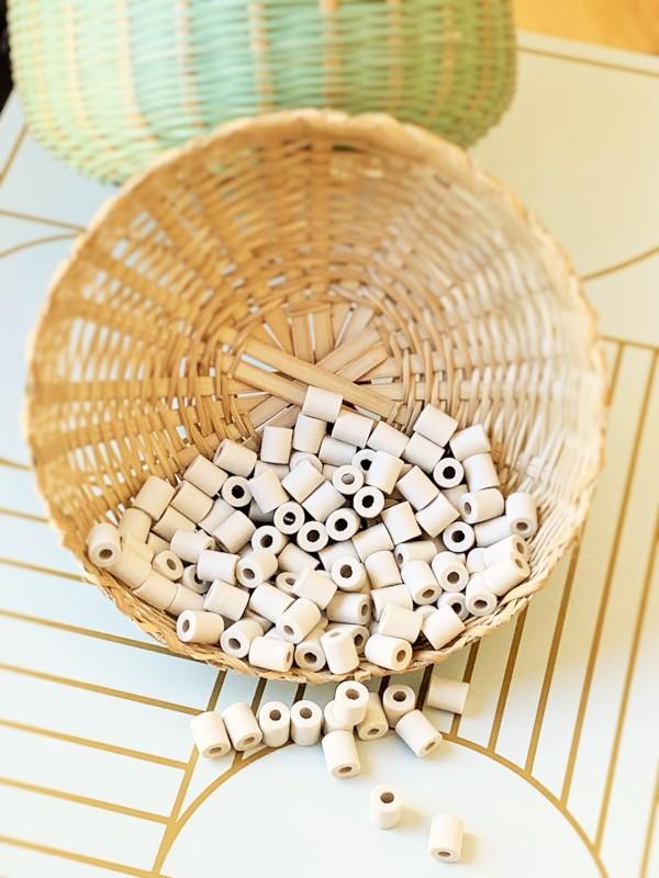 Perles de céramique - Solution zéro déchet, en vrac et au détail.